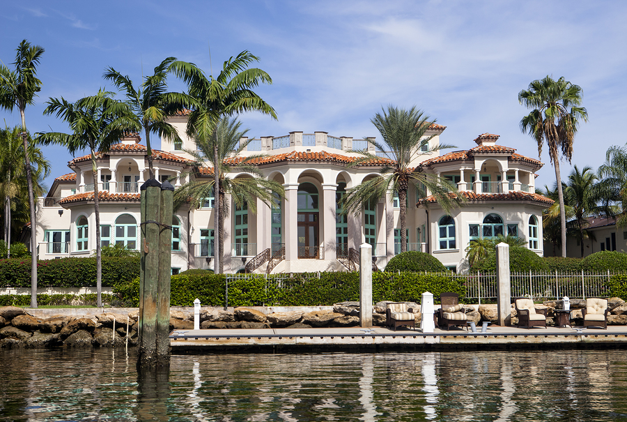 An Inside Look at Some of Palm Beach County's Most Expensive Homes For Sale