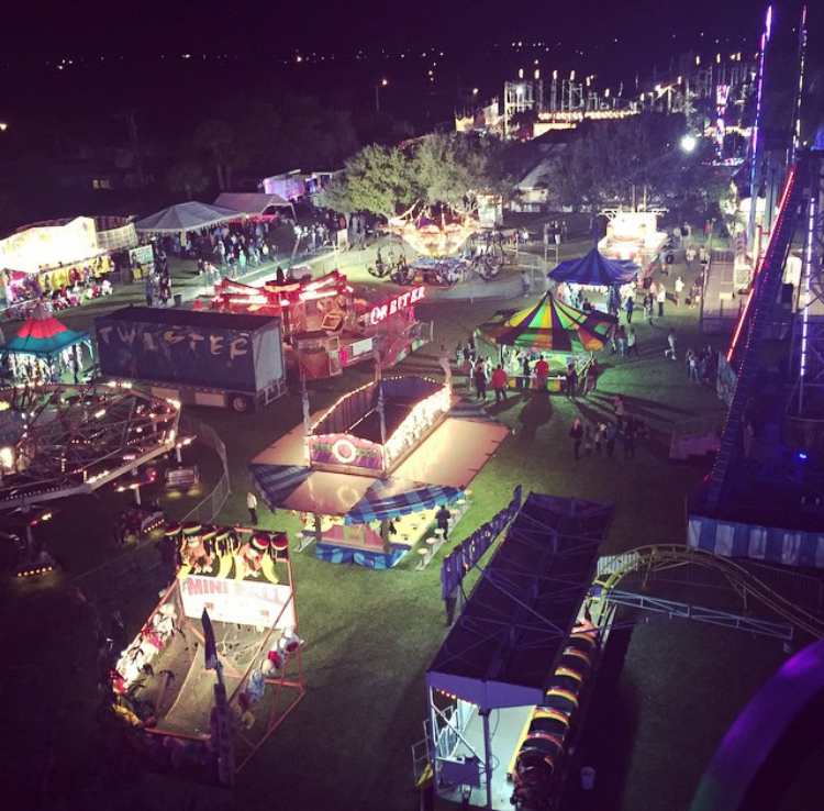 Fair-style Family Fun that Supports Local School Fundraising